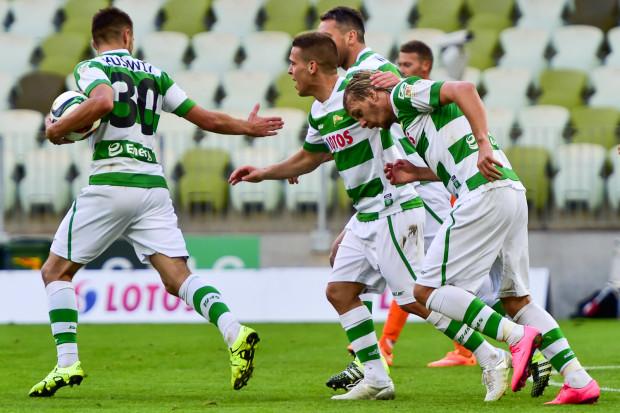 Tylu okazji do radości z bramek piłkarze Lechii nie mieli jeszcze nigdy w historii występów w ekstraklasie. Już w niedzielę w Gliwicach mogą przekroczyć granicę 50 goli.