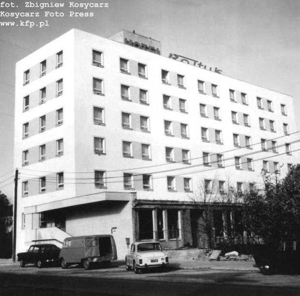 W latach 60. Hotel Bałtyk był jednym z najnowocześniejszych budynków w mieście.