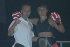 Bogdan Bliźniak i Kamila Bałanda