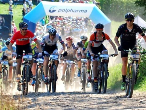"""""""Kociewie Szlakiem"""" to nie tylko organizowany co roku maraton rowerowy, to także ciekawa trasa oznakowana na stałe. Pętla rozpoczyna się w Szpęgawsku k./Starogardu Gdańskiego."""