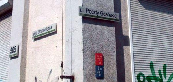Niektóre z nazw ulic nadanych w latach 1945-1946 są nadal merytorycznie błędne. Np. ul. Poczty Gdańskiej w Oliwie, która powinna nosić nazwę Poczty Polskiej w Gdańsku.