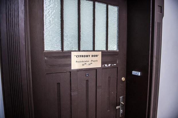 Siedziba firmy Cyfrowy Dom we Wrzeszczu przy ul. Sienkiewicza 5a/2a. W piątek nikogo tam nie zastaliśmy.