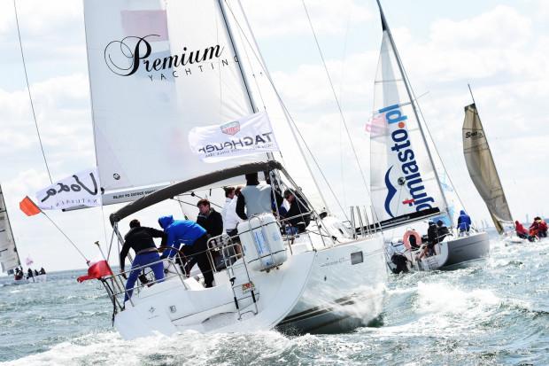W regatach o Żeglarski Puchar Trójmiasta wystartuje około stu jednostek.