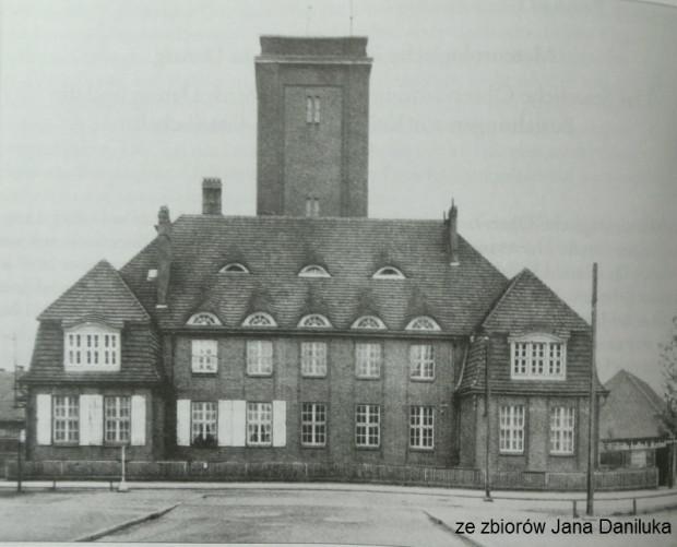 Państwowe Obserwatorium w połowie lat 30. XX wieku.