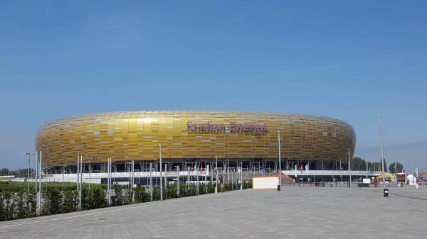 Wkrótce przestrzeń komercyjna na stadionie w Letnicy powiększy się o kilkaset metrów kwadratowych.
