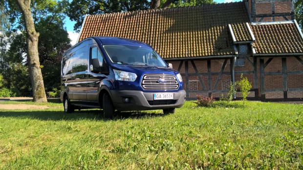 Ford Transit VAN 350L3H2 2.2 Duratorq TDCi 125 KM