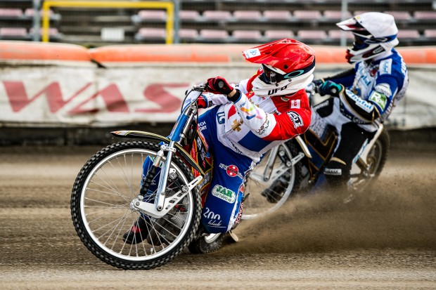 Wygrany przez Magnusa Zetterstroema wyścig 14 zapewnił gdańszczanom  końcowy triumf w Opolu.