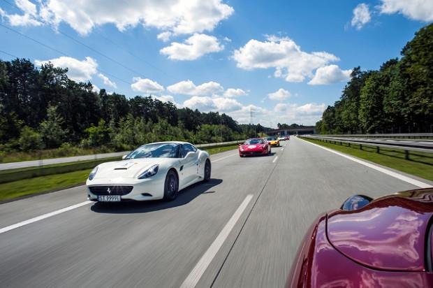 Piękne samochody pokonają blisko 600 km. Start odbędzie się w Katowicach, a metę ustawiono w Sopocie.