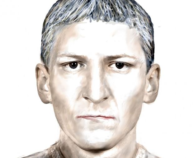 Rozpoznajesz tego mężczyznę? Skontaktuj się z policją.