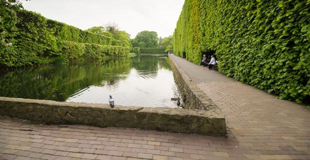 Nawet Park Oliwski, uznawany za jedną z wizytówek Gdańska, wymaga od lat renowacji, w tym wymiany zniszczonych i mało estetycznych chodników.