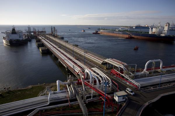 Strategicznymi kontrahentami Naftoportu są polskie i międzynarodowe koncerny paliwowe: Lotos, Orlen, Total Shell, udziałowcy niemieckich rafinerii PCK w Schwedt i MIDER w Spergau, oraz firmy handlowe, operujące na rynku ropy naftowej, m.in.: Mercuria, Souz Petrolium i Eminent Energy.