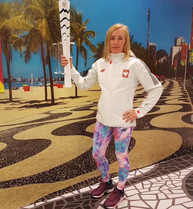 Polska zapaśniczka, Monika Michalik w Rio de Janeiro przegrała tylko z późniejszą mistrzynią olimpijską, Japonką Risako Kawai.
