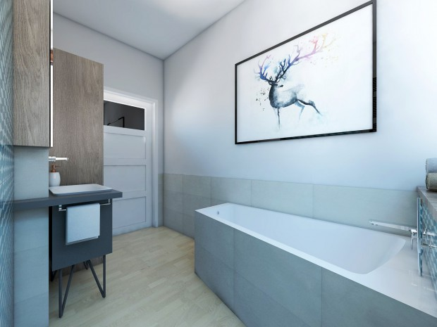 Urządzamy Małą łazienkę Z Oknem Serwis Dom I Nieruchomości