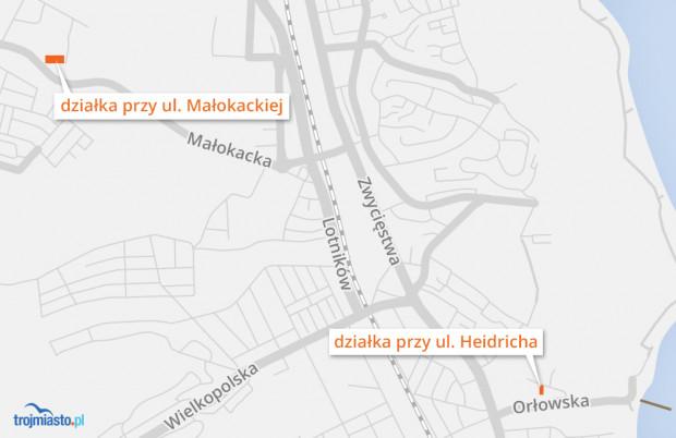 Za dwie zakupione przez Invest Komfort działki Gdynia otrzyma blisko 12 mln zł.