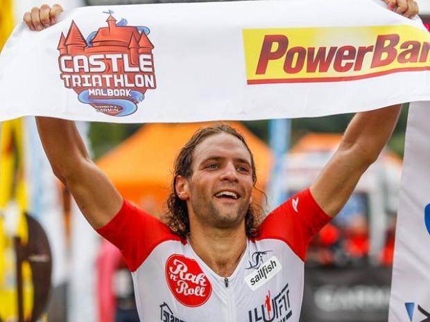 W Malborku, triathloniści ścigali się na jednym z dwóch dystansów: pełnym Ironman oraz na dystansie o połowie krótszym