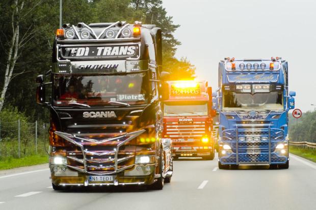 Tak było podczas poprzednich edycji Pomorskiej Miss Scania.