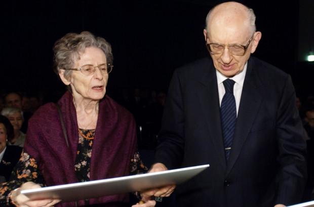 Władysław Bartoszewski był częstym gościem w Sopocie. Tutaj również w 2012 roku świętował swoje 90. urodziny w towarzystwie żony Zofii.