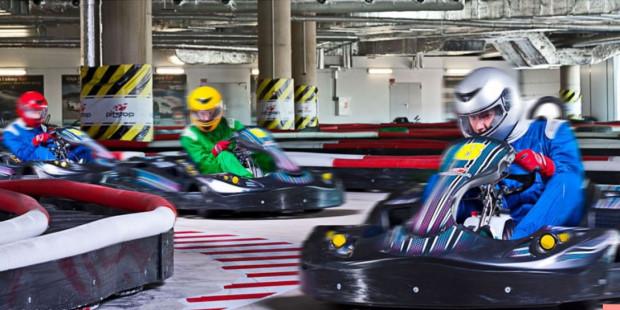 Fun Arena oferuje zróżnicowane formy aktywności w jednym miejscu.