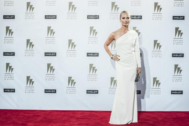 """Magdalena Cielecka wystąpiła w filmie """"Zjednoczone stany miłości"""", który na Festiwalu zdobył największą liczbę nagród."""