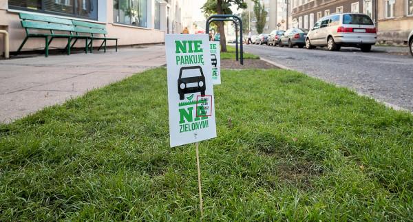 Koszt odnowienia trawnika wzdłuż ul. Lelewela wyniósł ok. 2 tys. zł. Renowacja całej zieleni w pasie drogowym w Gdańsku kosztowałaby 600 tys. zł.