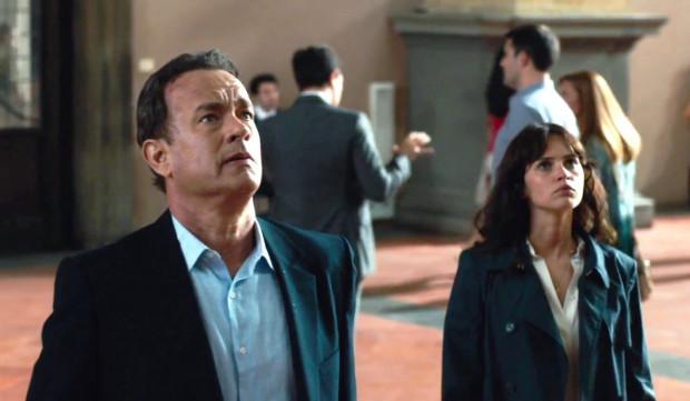U boku Toma Hanksa, czyli ekranowego Roberta Langdona, pojawia się kolejna piękna brunetka. Felicity Jones z pewnością jest najciekawszą z dotychczasowych towarzyszek słynnego badacza.