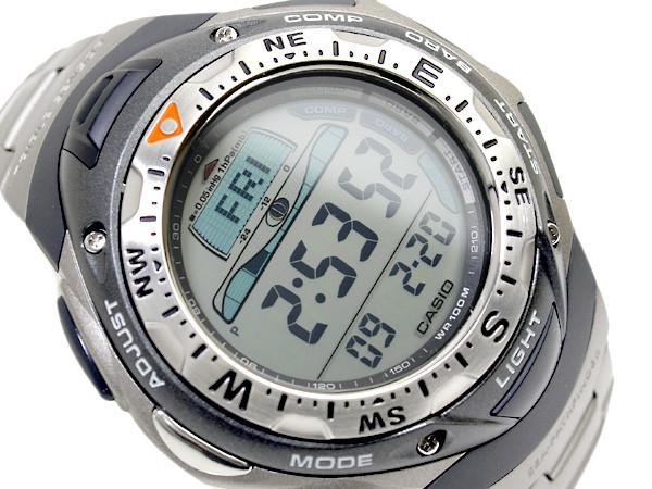 Zegarek Casio Pathfinder, jego zalety doceni każdy aktywny sportowiec i podróżnik. Cena ok 2 000 zł.