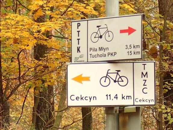 Wycieczka rowerowa przez Tucholski Park Krajobrazowy