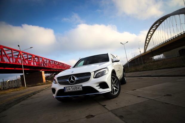 Mercedes-Benz Coupe to mniejszy klon modelu GLE Coupe.