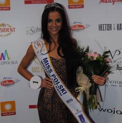 Kamila Wenderlich - Miss Polski widzów Polsatu 2015.
