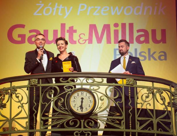 Premiera trzeciej edycji Żółtego Przewodnika Gault&Millau Polska oraz gala wręczenia nagród najlepszym szefom kuchni 2017 odbyła się w minioną niedzielę, w budynku EC1 w Łodzi.