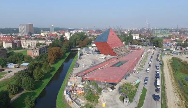 Trwa dyskusja o tym, jak powinien nazywać się plac, przy którym powstaje Muzeum II Wojny Światowej w Gdańsku.