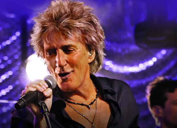 Rod Stewart ma 71 lat, ale wciąż koncertuje. W Ergo Arenie wystąpi 21 lutego.