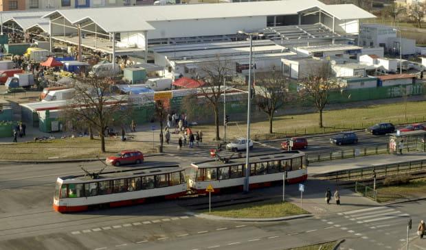 Do upadku 88-letniej pasażerki w tramwaju doszło tuż przy Zielonym Rynku na Przymorzu.