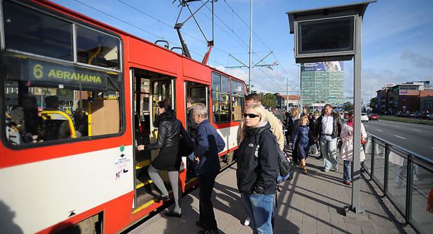 Tablice Systemu Informacji Pasażerskiej (SIP) na gdańskich przystankach nie działają już od blisko tygodnia.