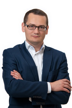 Paweł Kasprzyk, radca prawny.