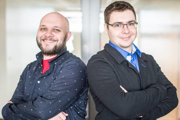 - W branży gier siedzą głównie pasjonaci. Trzeba więc przede wszystkim to kochać - twierdzą Paweł Matyjewicz i Sebastian Kijaczko.