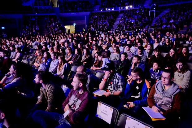 Konferencja Exodus co roku gromadzi tłumy ludzi poszukujących inspiracji.
