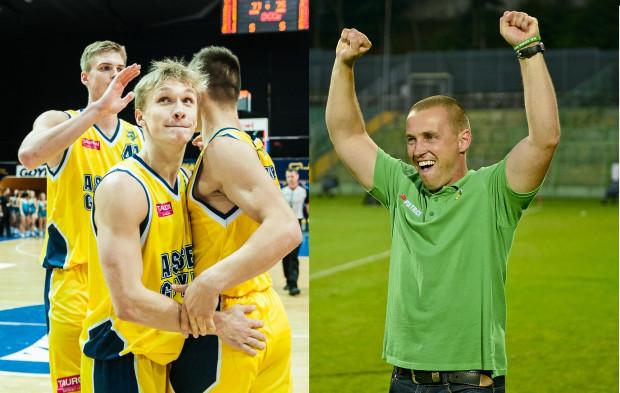Fil Matczak (z lewej) i Paweł Lipkowski (z prawej) muszą gonić rywali w klasyfikacji na Ligowca Roku. Możecie im pomóc oddając na nich swoje głosy.