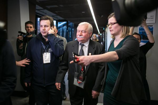 """Eksperci IPN nie mają wątpliwości, że Lech Wałęsa był TW """"Bolkiem""""."""