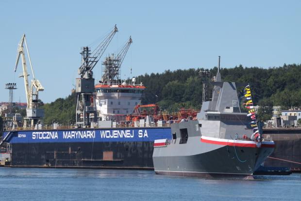 Stocznia Marynarki Wojennej od 2009 roku była w stanie upadłości z możliwością zawarcia układu, a od 2011 roku znajduje się w upadłości likwidacyjnej.