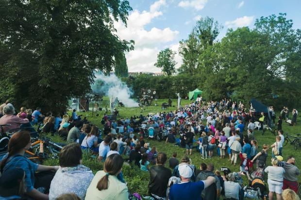 """FETA przyciąga już 30 tys. ludzi. """"W którymś momencie Stare Przedmieście, Dolne Miasto i może nawet Olszynka mogą okazać się zbyt ciasne dla tego festiwalu"""" - mówi Szymon Wróblewski, sugerując, że warto stworzyć mniejsze edycje festiwalu w innych dzielnicach Gdańska."""