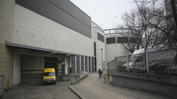 Strefa dostaw przy Hydrobudowie zostanie przeniesiona i znajdzie się bezpośrednio przy al. Grunwaldzkiej.