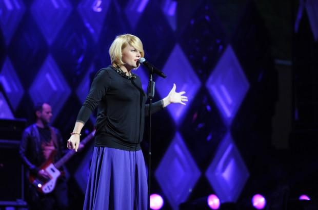 Podczas Koncertu walentynkowego w Gdynia Arena wystąpi Ania Dąbrowska.