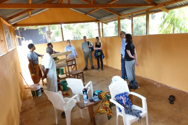 Gdańszczanka zorganizowała przedszkole w Afryce.