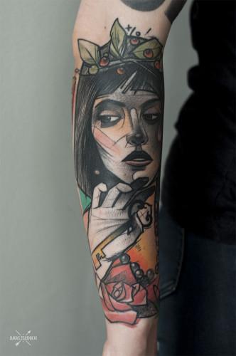 Czy Tatuaż To Sztuka Rozmowa Z łukaszem Zglenickim