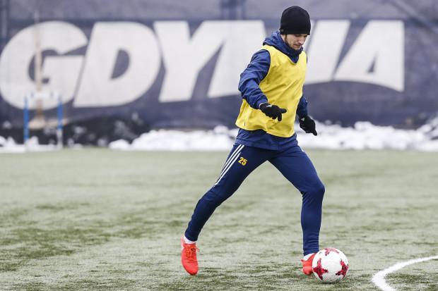 Paweł Wojowski może być trzecim piłkarzem, który zimą rozstanie się z Arką Gdynia.