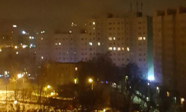 Bloki przy ul. Startowej 5.