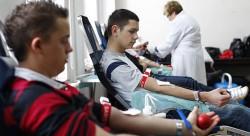 Wampiriada to ogromna studencka zbiórka krwi.