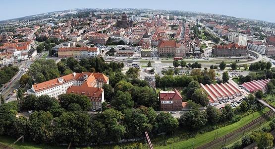 Targ Sienny i Rakowy mają zostać zabudowane przez spółkę, jaką zawrze miasto i holenderski deweloper, firma Multi Development.