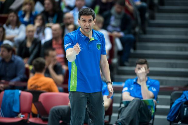 Lorenzo Micelli ponownie zasiądzie na ławce trenerskiej podczas meczu Atomu Trefla. Tym razem jednak jako trener zespołu z Rzeszowa.